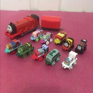 Thomas The Trains